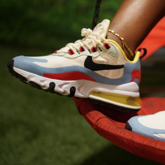Nike Shoes Air Max 270 React Poshmark